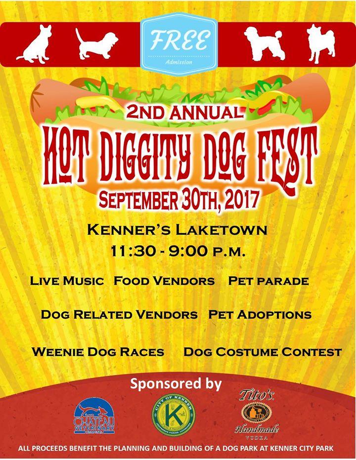 Kenner Hot Diggity Dog Fest