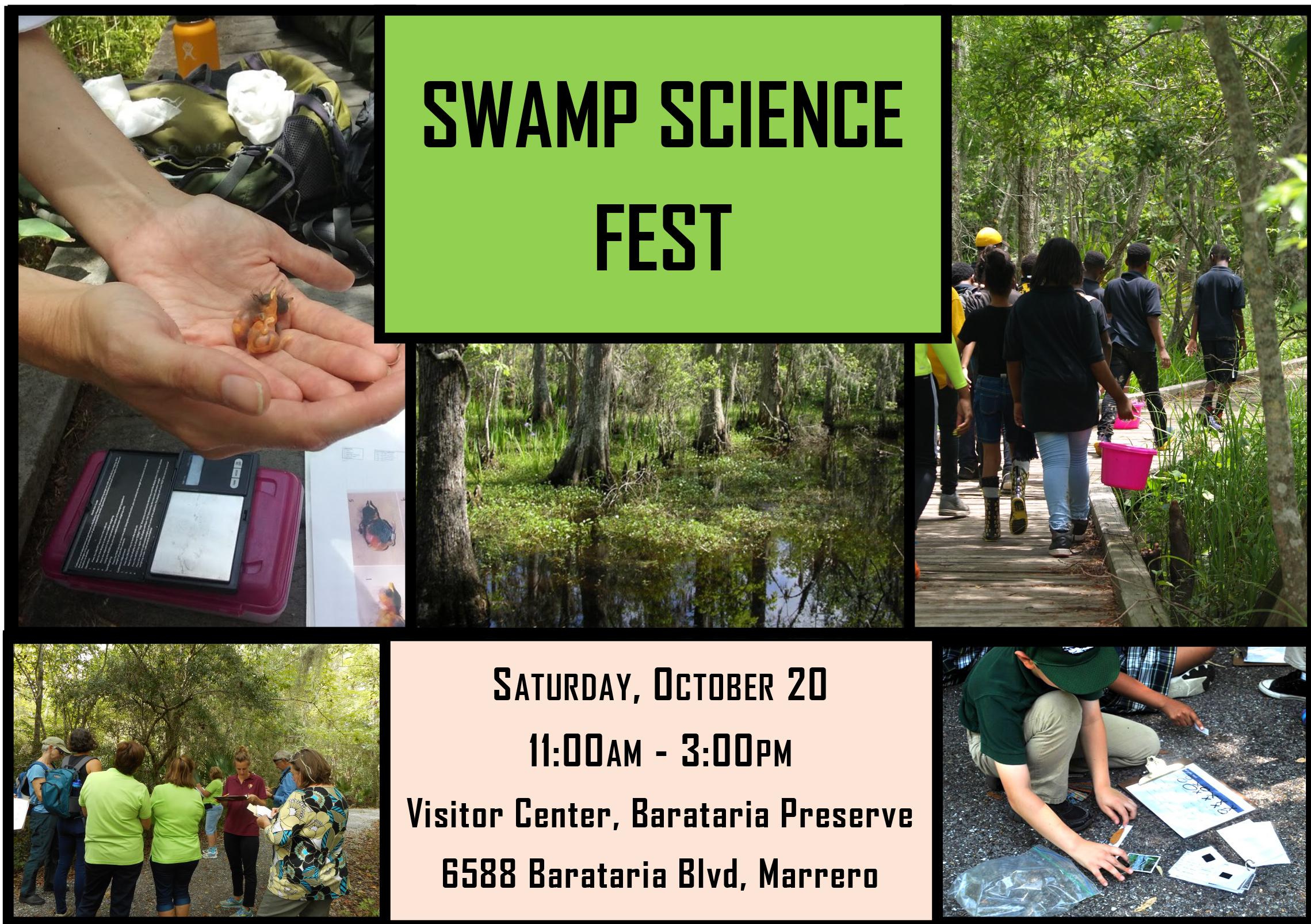 Swamp Science Fest