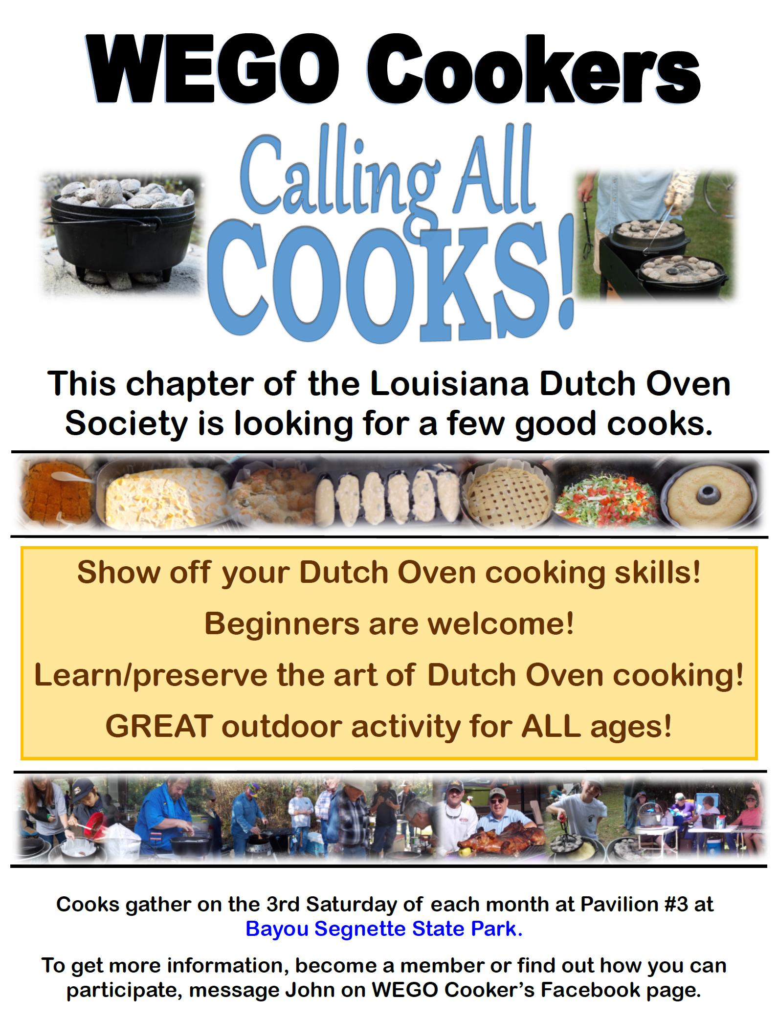 Dutch Oven Society