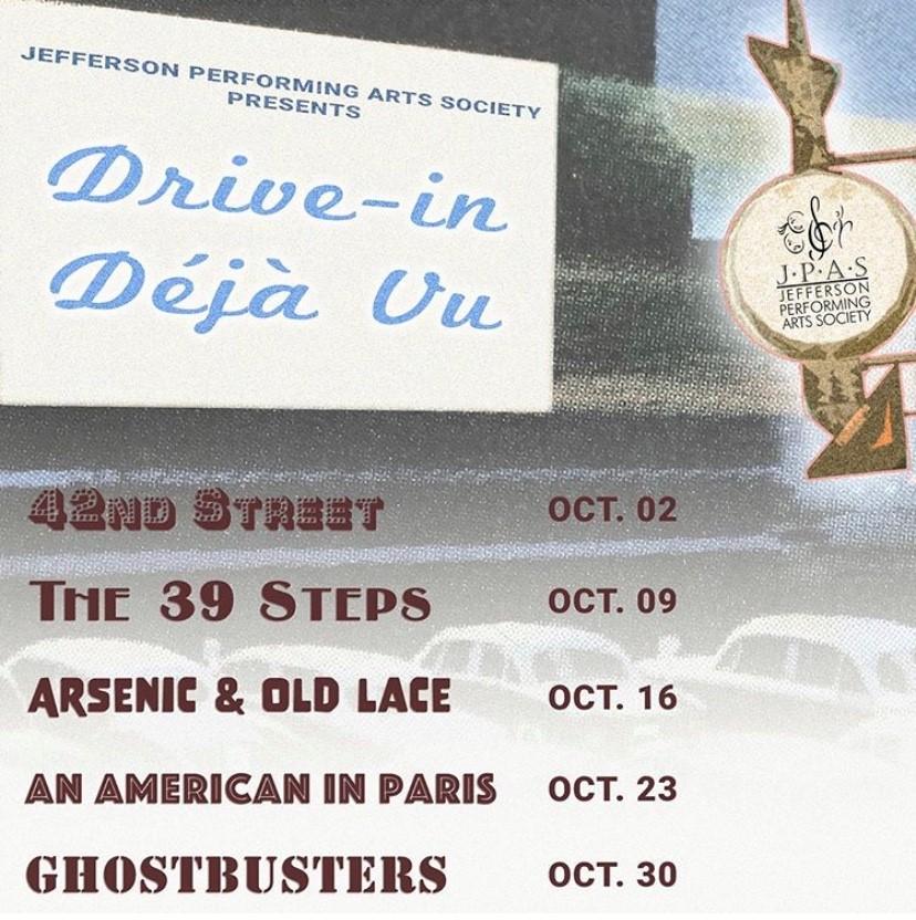 JPAS Drive-In